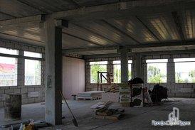 Строительство офисной части комплекса