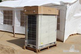 Компрессорно-конденсаторный блок Aerotek серии ACQ