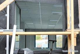 Подвесной потолок офиса