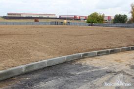 Обустройство нового газона