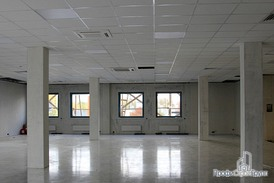 Подвесной потолок, фальшпол офиса
