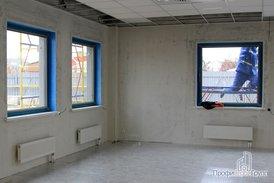 Офисное помещение второго этажа