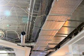 Замена вентиляционной системы в старом офисе