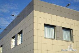 Завершенные работы по фасаду