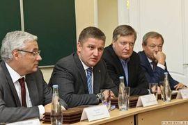 Открытие кафедры гидроэнергетики МЭИ