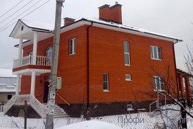 2-х этажный жилой дом с подвалом