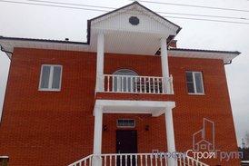 Жилой дом 2-х этажный с подвалом