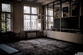 Капитальный ремонт в Моске - каферда МЭИ