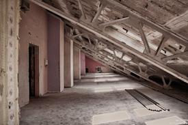 Ремонт-реставрация фасада казарм