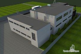 Строительство офисно-производственного комплекса