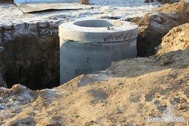 Работы по канализации
