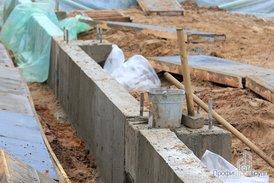 Строительство офисно-производственного комплекса в с. Ям