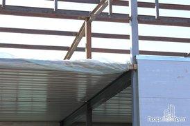 Строительство офисно-складского комплекса